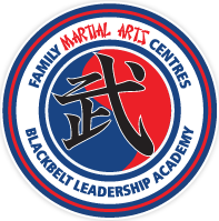 family martial arts centres logo
